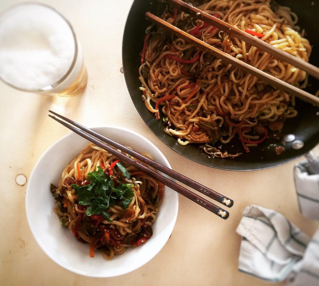 yaki noodle